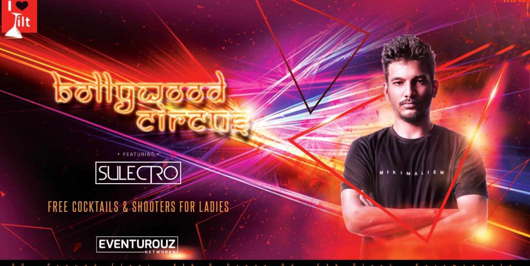 Sunday Bollywood Ladies Night