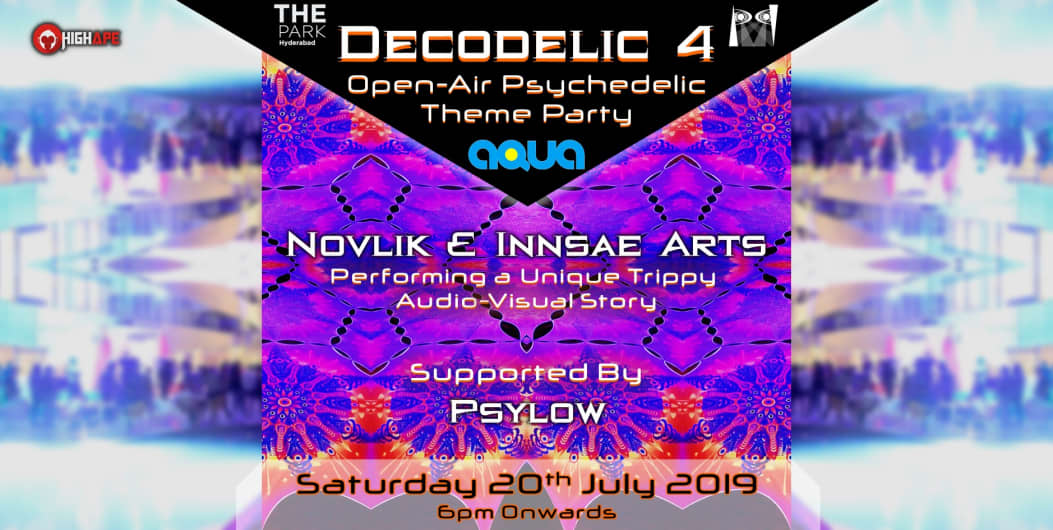 Decodelic 4 – Open Air Psychedelic Theme Party