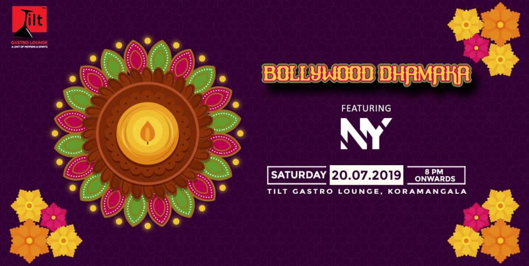 Bollywood Dhamaka ft. NY (Vol. 2)