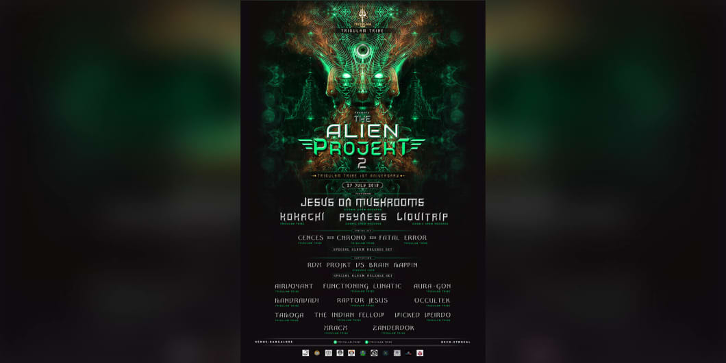 The Alien Project 2