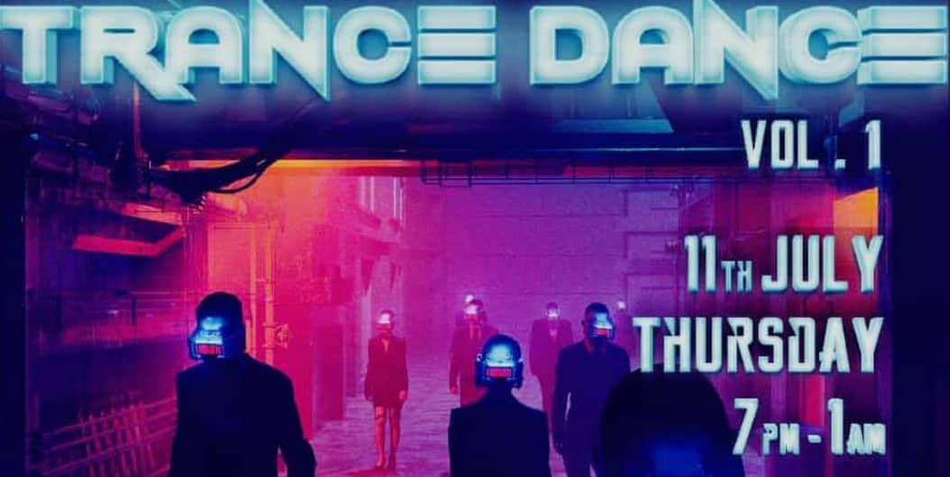 Trance Dance Vol. 1 At Chancery Pavillion