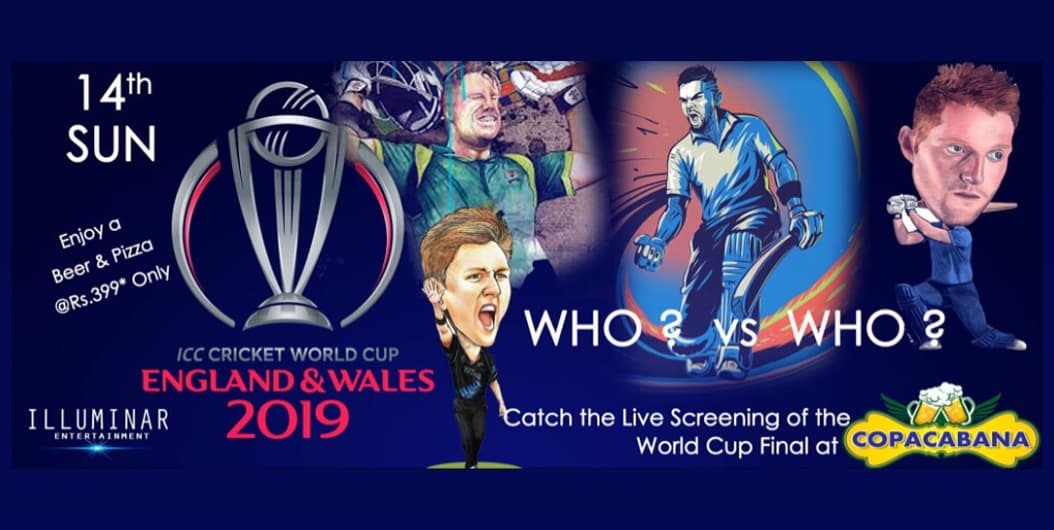 World Cup Finals Screening