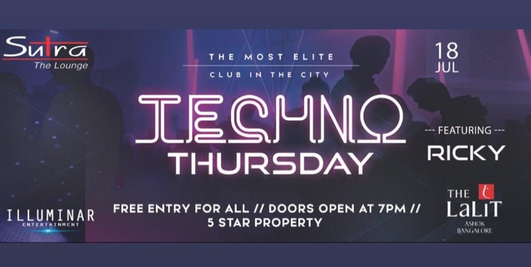 Techno Thursday