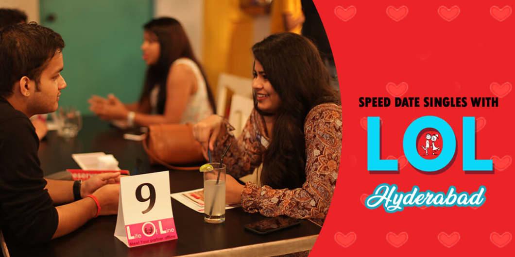 LOL Speed Dating Hyderabad 10 Aug