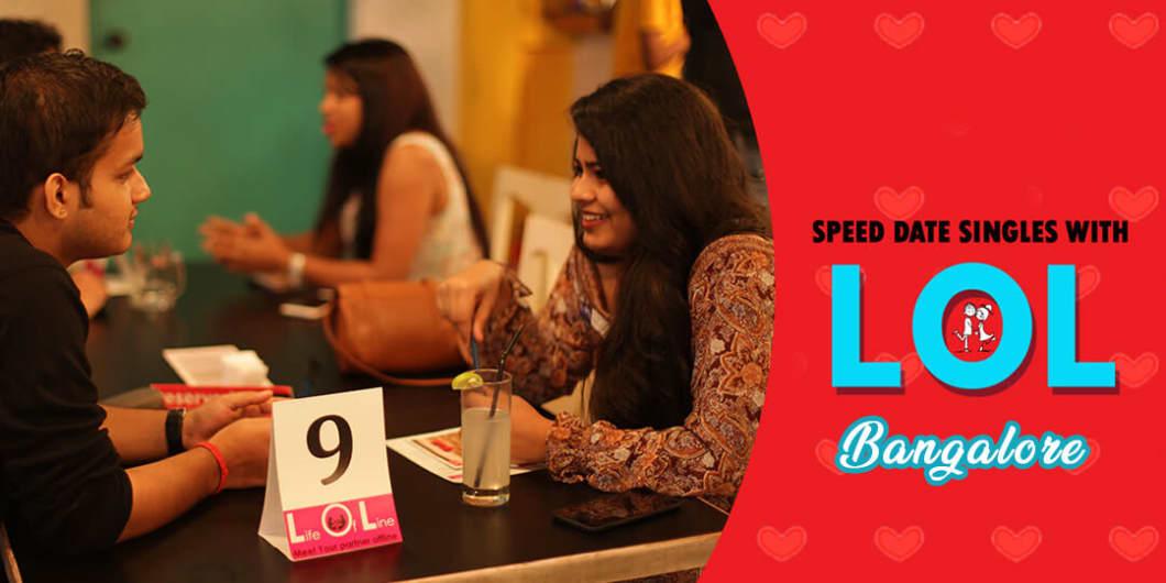 LOL Speed Dating Bangalore July  28