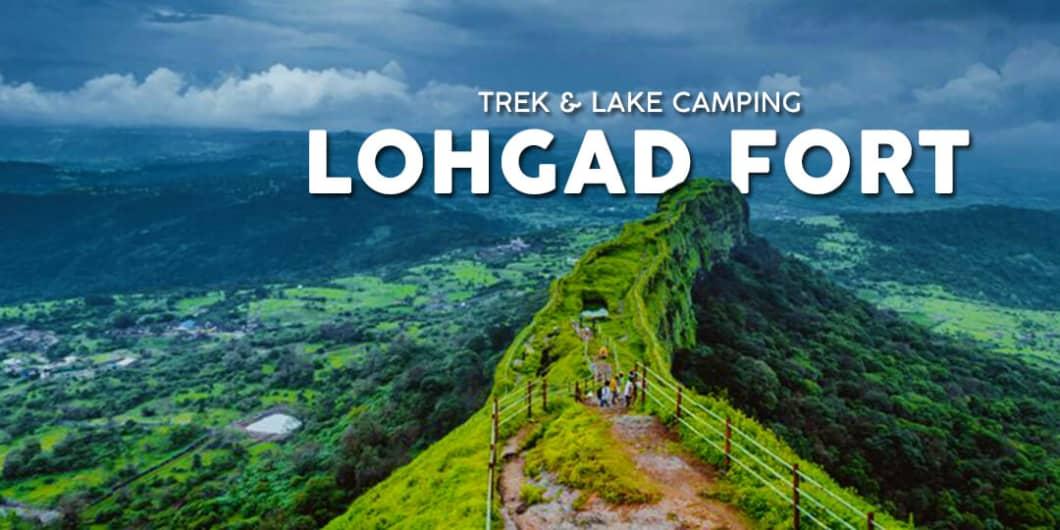 Lohgad Hike, Visapur Fort Trek, Pawna Lake Camping   Muddie Trails
