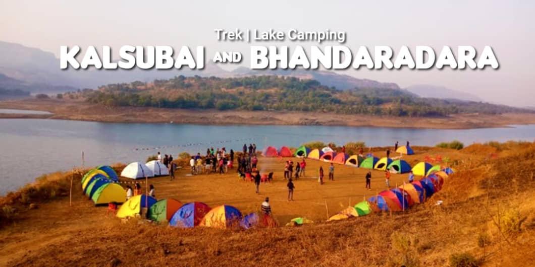 Kalsubai Monsoon Trek, Bhandaradara Lake Camping | Muddie Trails