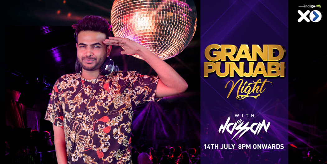 Grand Punjabi Night with Dj Hassan