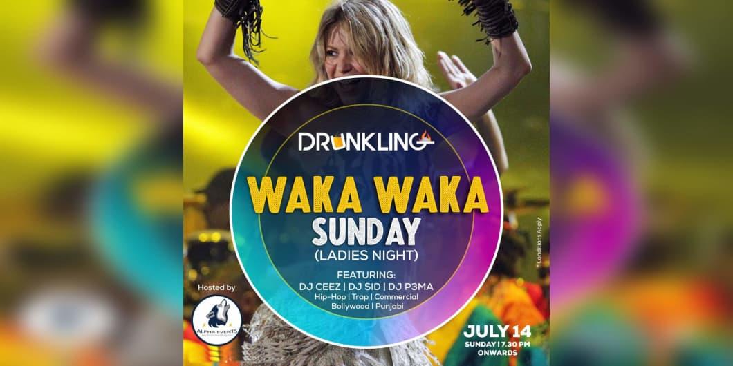 Waka Waka Sunday
