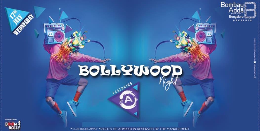 Bollywood night at Bombay adda with Dr.A