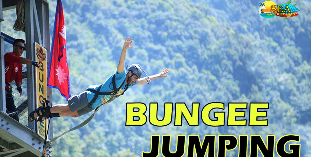 Bungee Jumping In Goa