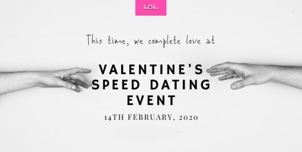Valentine Day Speed Dating in Pune