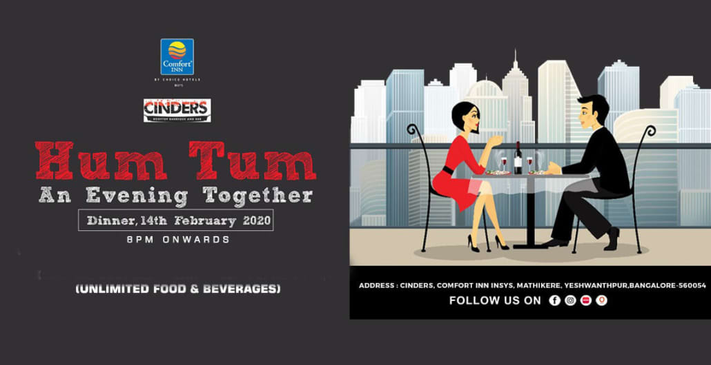 Hum Tum - An Evening Together - Valentine's Day Special ...