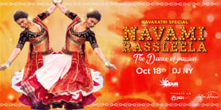 Navratri special: Navami Raas leela 2018 - The Dance of passion
