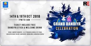 Grand Disco Dandiya Celebration