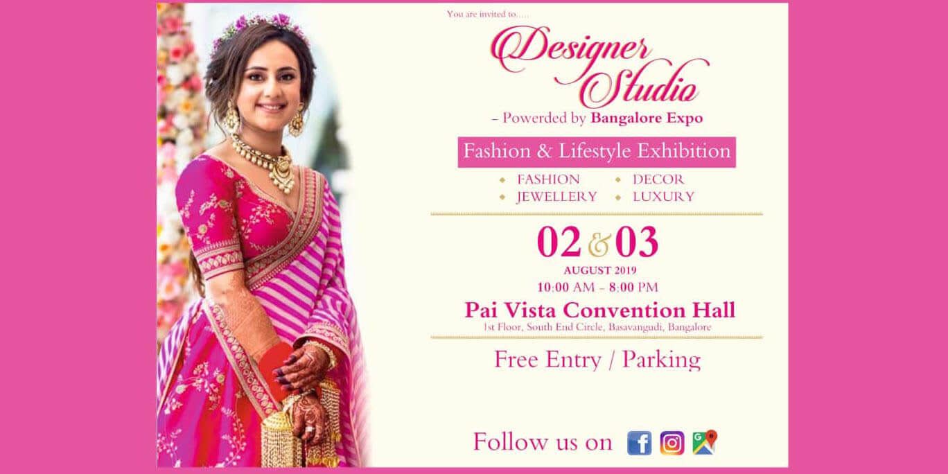 Designer Studio At Pai Vista Convention Hall Jayanagar In Bangalore Highape