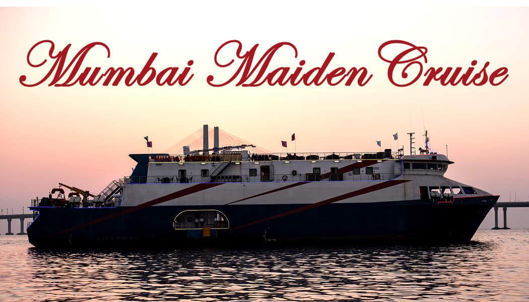 Mandaviya e-launches Hazira – Diu Cruise Service; Online booking soon