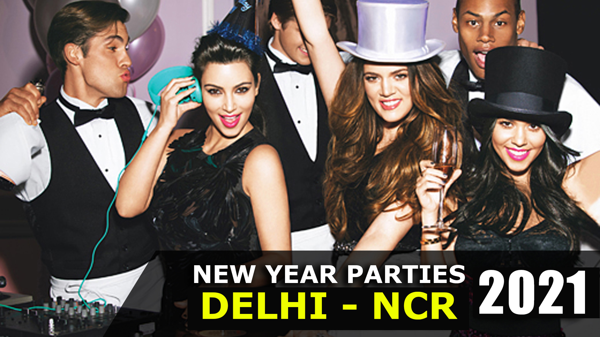0 Handpicked New Year Events & Parties 2021 in Delhi - NCR - HighApe