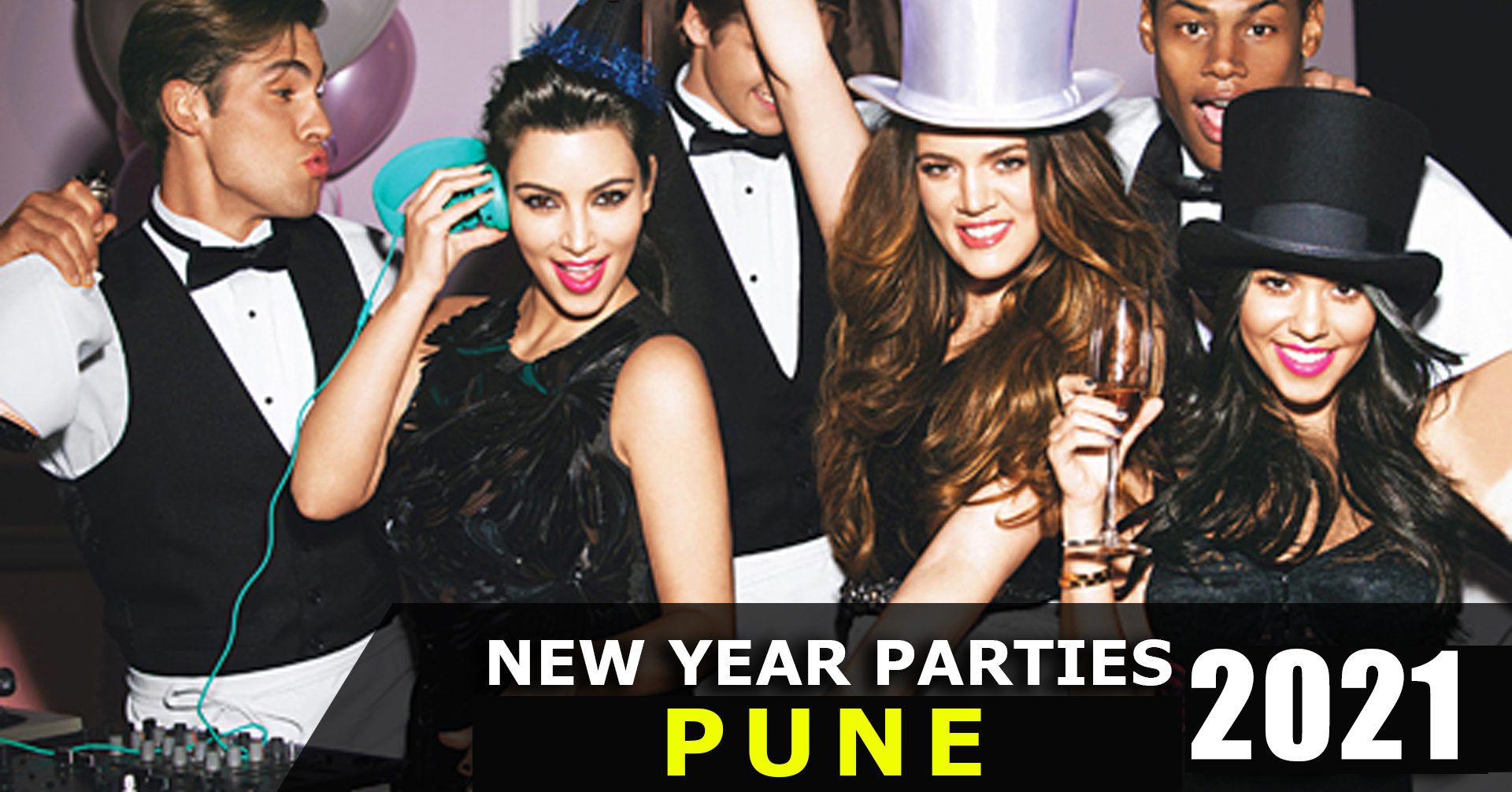 0 Handpicked New Year Events & Parties 2021 in Pune - HighApe