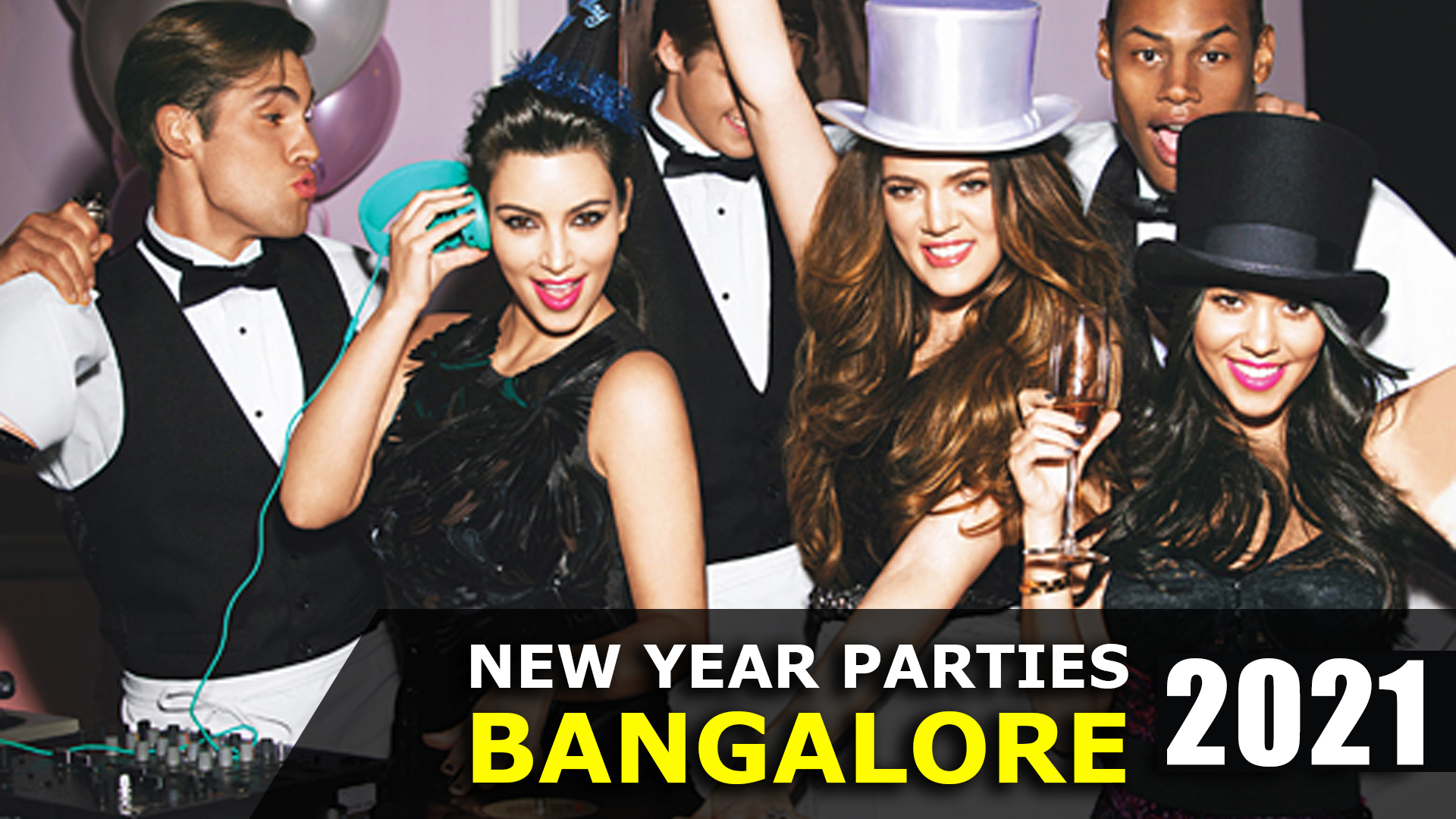 0 Handpicked New Year Events & Parties 2021 in Bangalore - HighApe