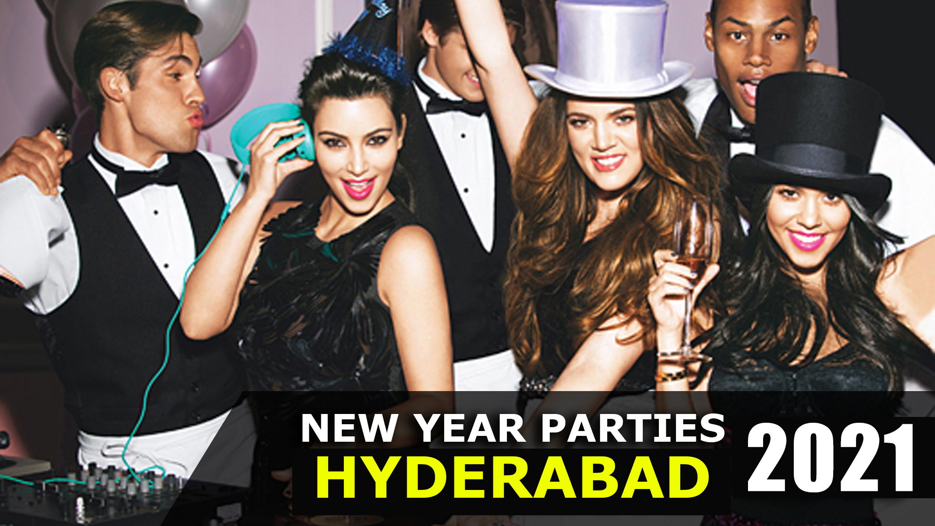 0 Handpicked New Year Events & Parties 2021 in Hyderabad - HighApe