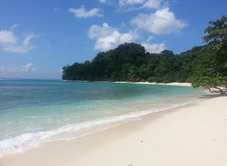 Havelock Island Andaman Jaitravels