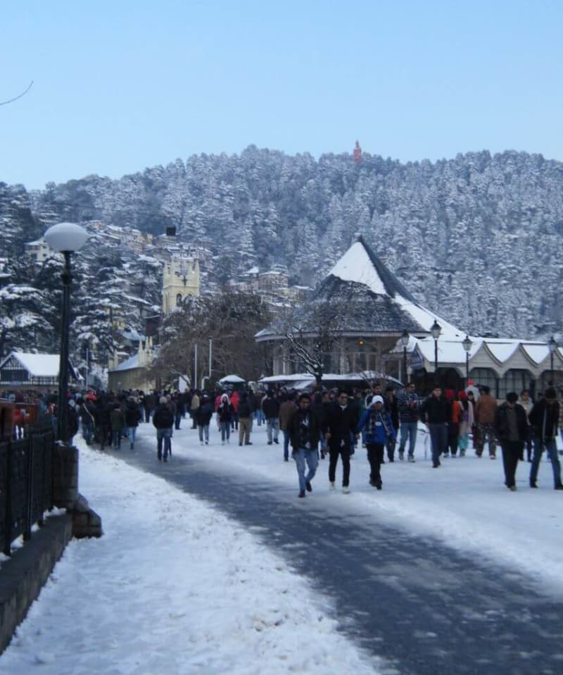 Splendid Himachal Honeymoon Package