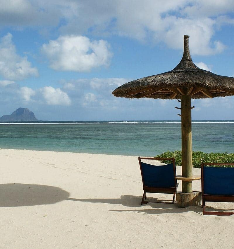 Lovable Mauritius Honeymoon Package