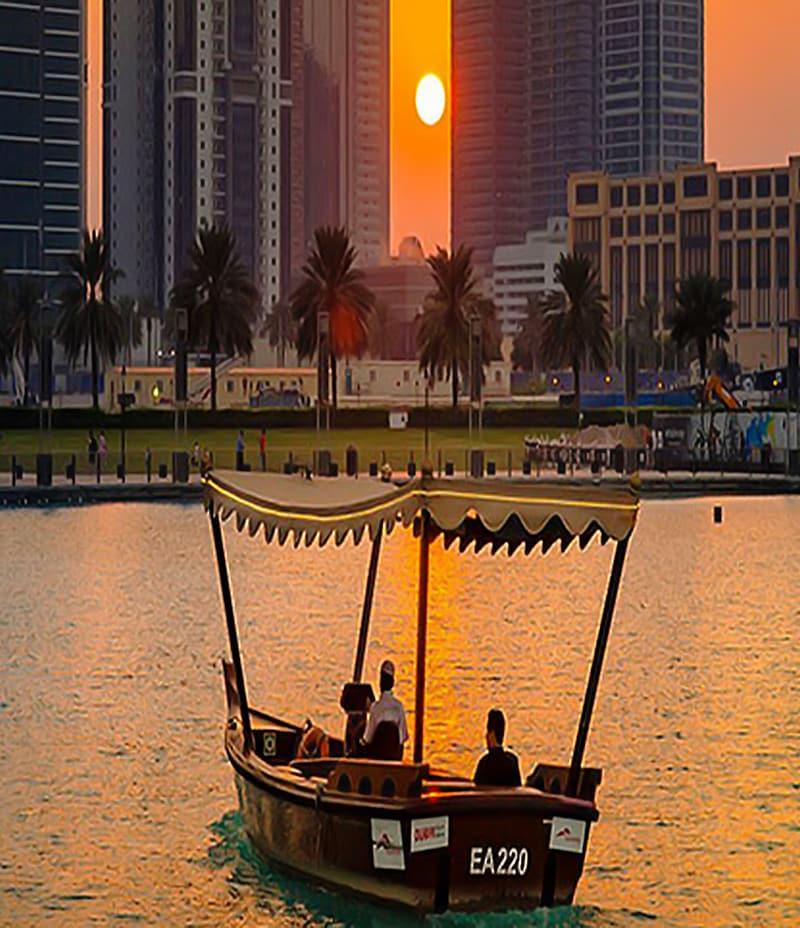 Dubai and Abu Dhabi Holiday