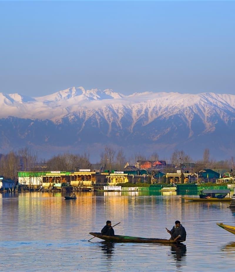 Splendid Kashmir Tour With Vaishno Devi