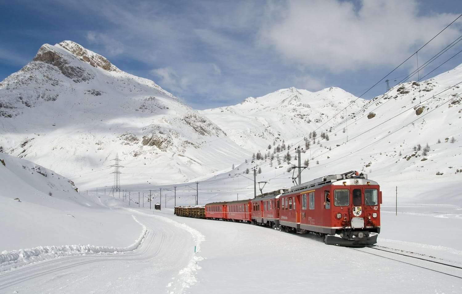 Eurail Europe Switzerland