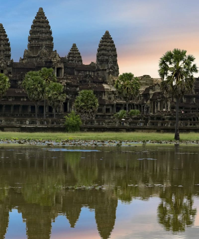 Classic Cambodia Tour Package