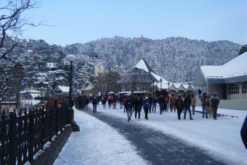 Splendid Himachal Honeymoon Package