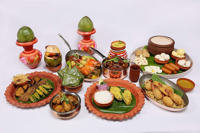 Food to Try in Kolkata