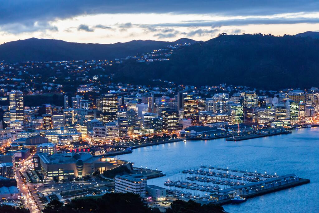 New Zealand Tour Sightseeing 1