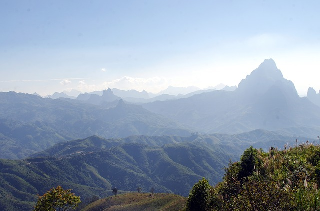 annamite mountains