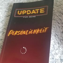 Buchrezension Nr. 2 – Update für Deine Persönlichkeit