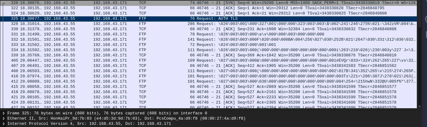 Setup FTPS server on Archlinux - 0m3g4K0d3r's Security Blog