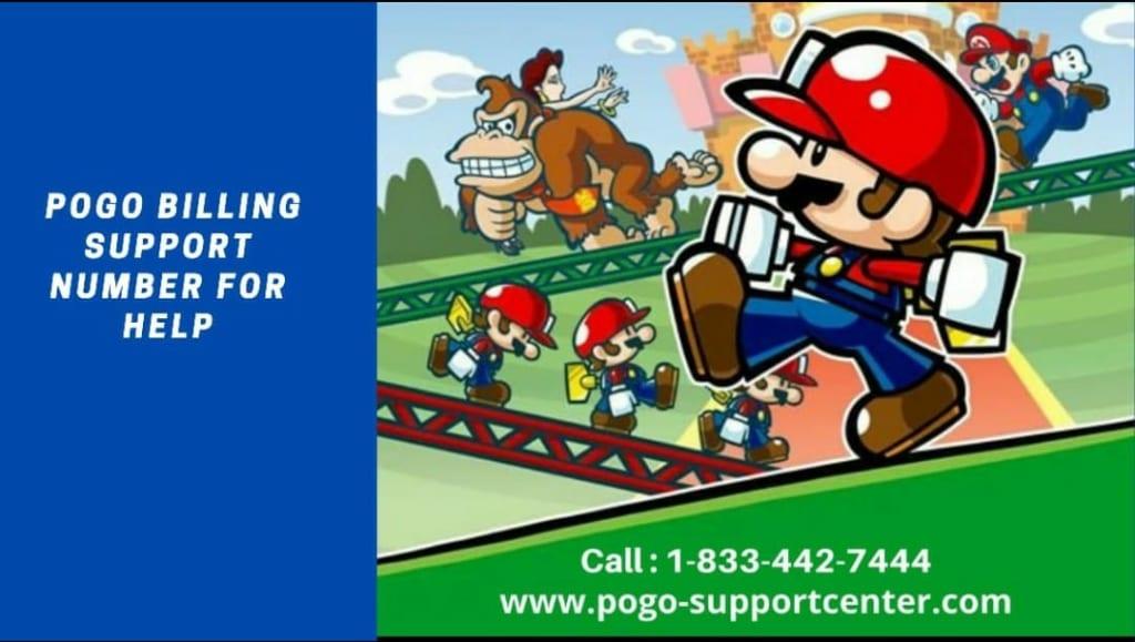 Pogo Billing Support Number