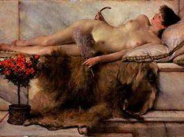 Tepidarium Lawrence Alma Tadema 1836 1912 n36mvv rzetqt rema