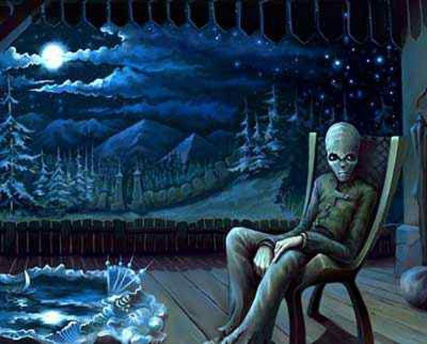 alien wo kwbi3d jqb85x Αν υπήρχαν πώς θα ήταν; ...Aliens!