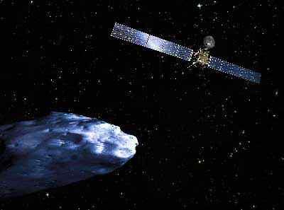 rosetta2014 khpn7b xaywdy H Rosetta ανακάλυψε οξυγόνο στον κομήτη Τσούρι