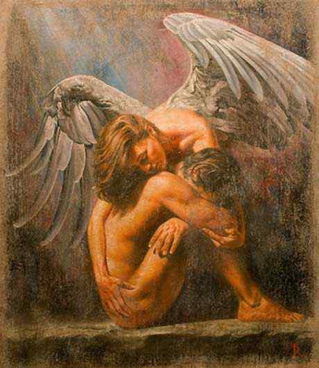 sentio muth4i volft0 Στην εμπειρία του έρωτα είμαστε όλοι πρωτόπλαστοι