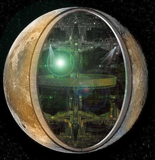 artMoon yf8onp Δέκα λόγοι για τους οποίους η Σελήνη είναι τεχνητός δορυφόρος