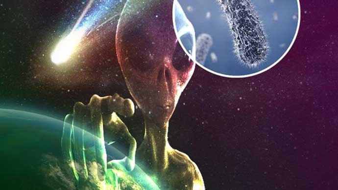 panspermia ighmfq Πανσπερμία! Το σύμπαν σφύζει από ζωή;