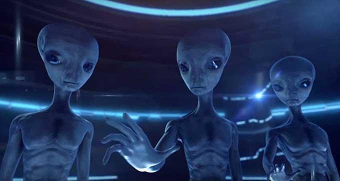 extraterrestrialso earth h5nosj Εξωγήινη ζωή, ναι   επισκέπτες σε UFO, όχι