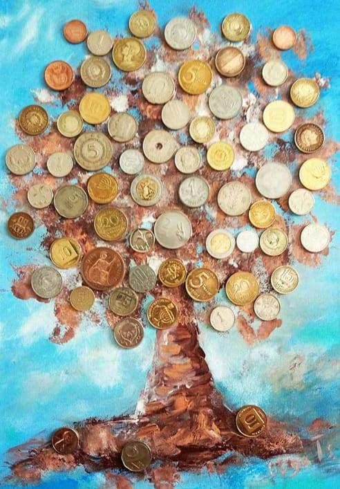 tree money Ο δεκάλογος του καλού ολιγάρχη