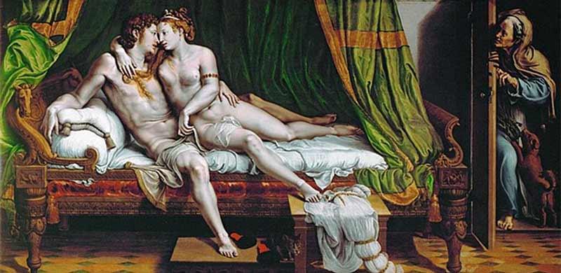 couplefleur Μπωντλαίρ, ένας ποιητής διαπιστευμένος στην Κόλαση