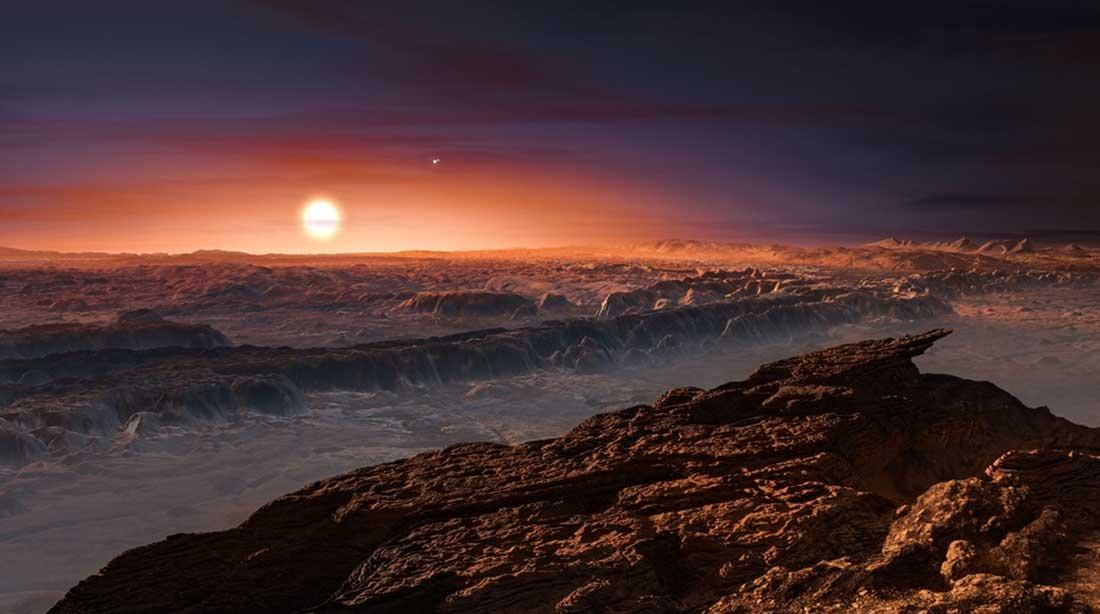 closest exoplanet Ο πλησιέστερος στην Γη δυνητικά κατοικήσιμος εξωπλανήτης