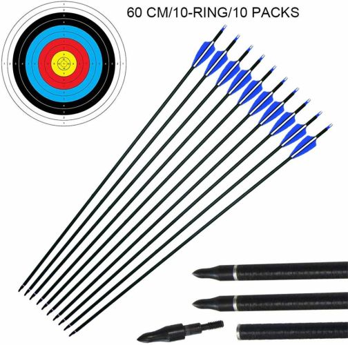 Dostyle Outdoor Recurve Bow and Arrow Set